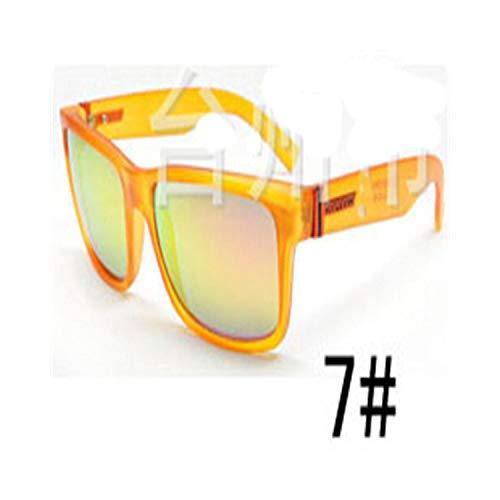 Sportbrillen, Angeln Golfbrille,New 14 Colors Von Zipper Elmore Eyewear Sunglasses Sun Glasses Men NEW Glasses With Color Box Oculos De Sol 7