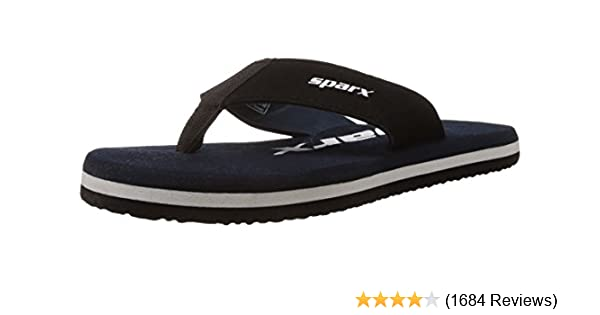 690123d37a62 Sparx Men s Flip-Flops and House Slippers  Buy Online at Low Prices in  India - Amazon.in