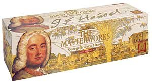 Haendel - The Masterworks [Import USA]
