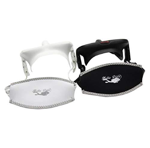 Koojawind Tauchen Tauchen Schnorchel Maske Neopren Doppelseitig Gepolsterter Gurt Haarbezug Wrap Band Protector Wassersport ZubehöR