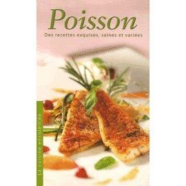 Poisson : Des recettes exquises, saines et variées par Allegrio