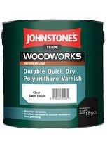 25ltr-johnstones-woodworks-quick-dry-polyurethane-varnish-clear-satin-by-johnstones