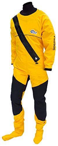 Dry Fashion Trockenanzug Profi Sailing Regatta, Farbe:gelb/schwarz;Größe:M