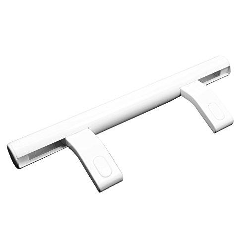 ✧WESSPER® Türgriff, Griff für Kühlschrank / Gefrierschrank für Whirlpool ART 836-1/GWP