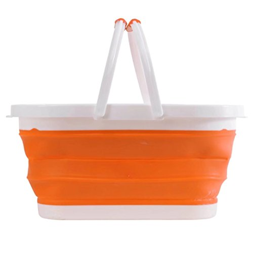 BeGrit Falten Wäschekorb Platz sparen faltbarer Aufbewahrungsbehälter Organizer Wäscherei Hamper