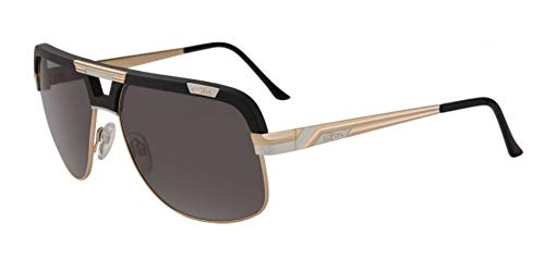 ef606d59de652 Gafas de Sol Cazal CAZAL LEGENDS 986 KT GOLD BLACK DARK GREY hombre