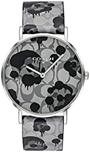 Coach WOMEN'S MULTICOLOR DIAL MULTICOLOR CALFSKIN WATCH - 1450