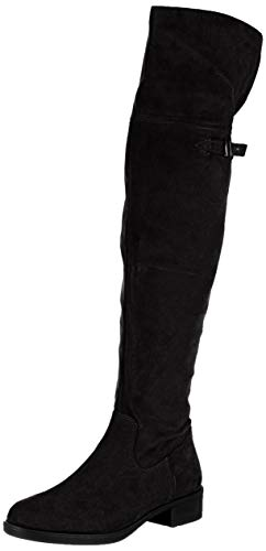 Tamaris Damen 25811-21 Stiefeletten, Schwarz (Black 1), 40 EU