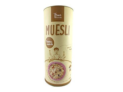 True Elements Butterscotch Muesli, 400g
