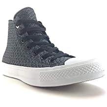 c2704e4a0b Converse Mens all Star Hero Chuck II Hi Sneaker (5.5 B(M) US
