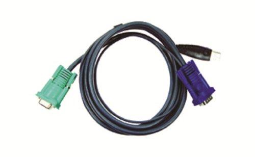 """Aten 2L-5203U USB Kabelsatz für KVM Switch\""""CS-1708/1716\"""", 3m"""