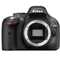 Nikon D5200 24.1MP Digital SLR Camera (Black)