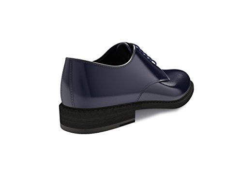 DIS - Oriana - Derby Bout Uni - Femme Bleu