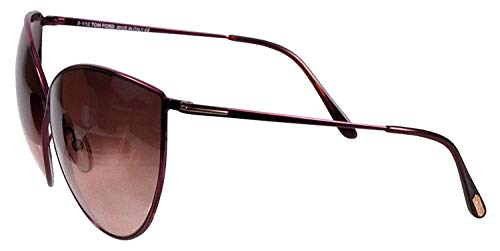 fe30eb87fc Tom ford oramics lunettes de soleil lunettes de soleil occhiali gafas  evelyn tF251-tH