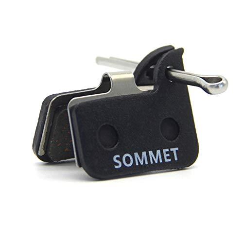 SOMMET Pastiglie Freno a Disco Semi-Metallico per SRAM HRD Rival Red Force S700