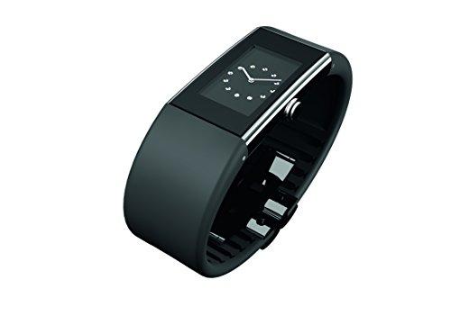 Rosendahl - 43183 - Montre Femme - Quartz - Analogique - Bracelet Caoutchouc Noir