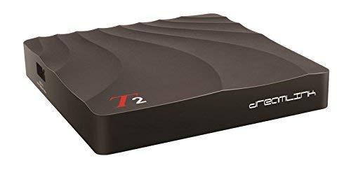 DREAMLINK T2 Hybdrid IPTV BOX Quadcore Android 7 + PVR recording WIFI 4K UK/US Power