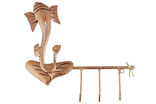Swagger Abstract Ganesha Key hook holder / decorative wall hanging  available at amazon for Rs.599