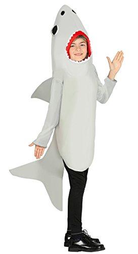 Guirca Disfraz tiburón, Talla 3-4 años (87619.0)