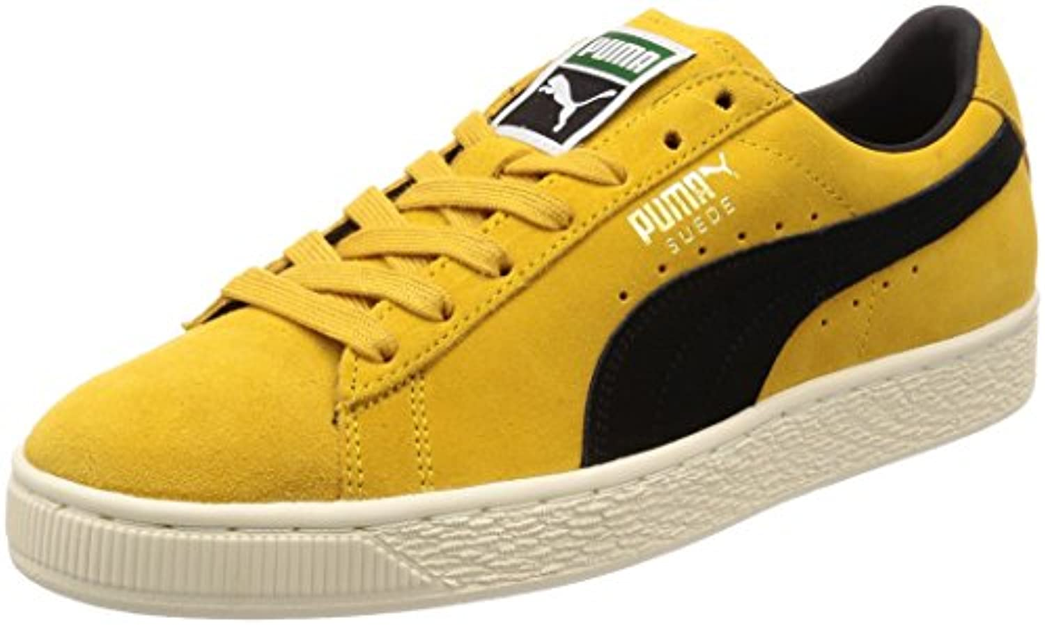Puma Herren Suede Classic Archive Sneaker Mineral Yellow