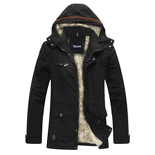 Mens Parka Coat: Amazon.co.uk