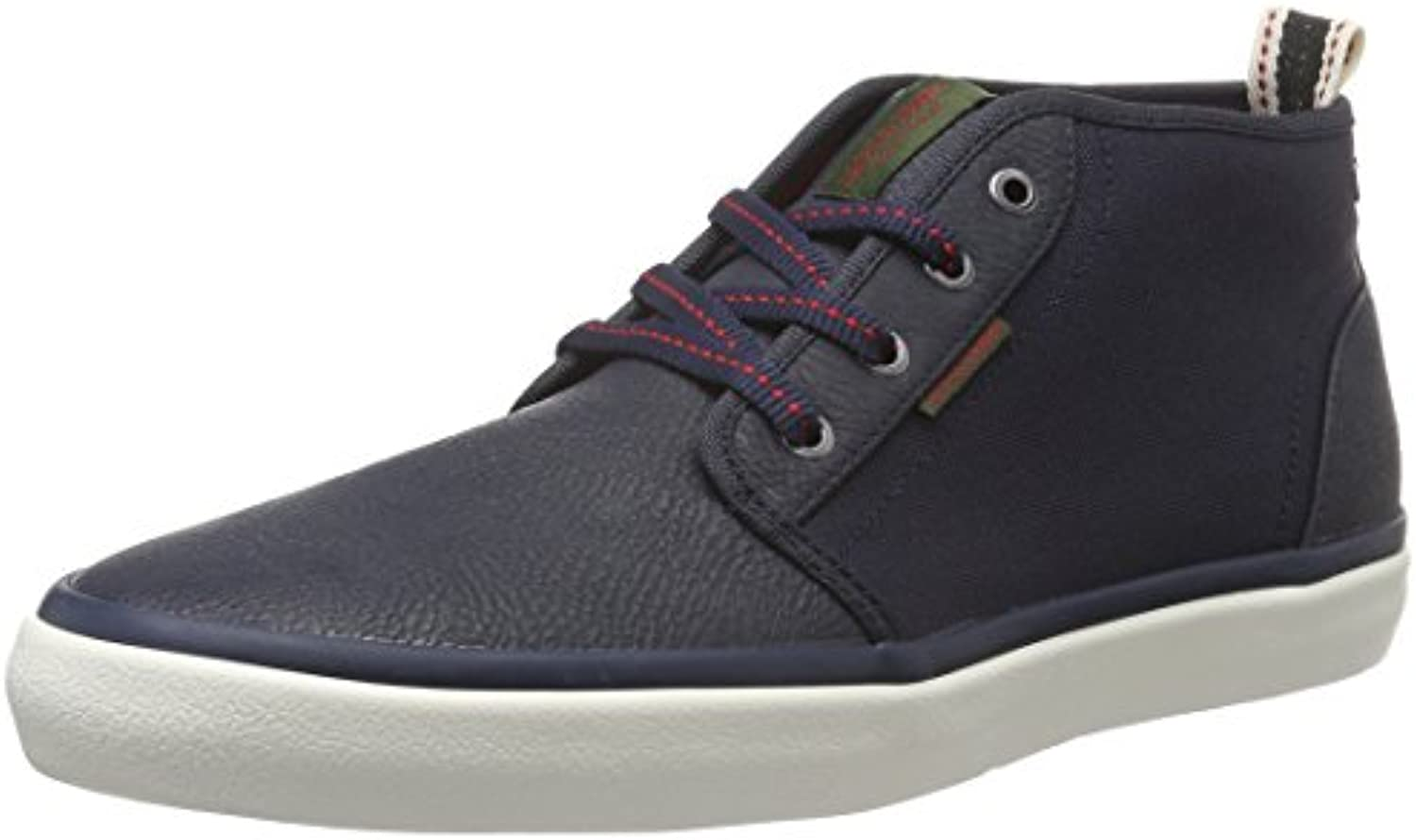 JACK  JONES Herren Jfwmajor Mixed Mid Sneaker High Top