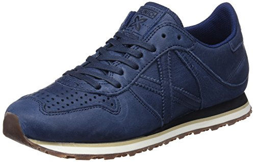 Massana, Zapatillas Unisex Adulto, Azul (245), 43 EU Munich