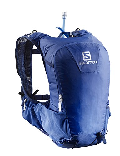 salomon skin pro 15 set pack, Salomon Agile SS Tee M Blu