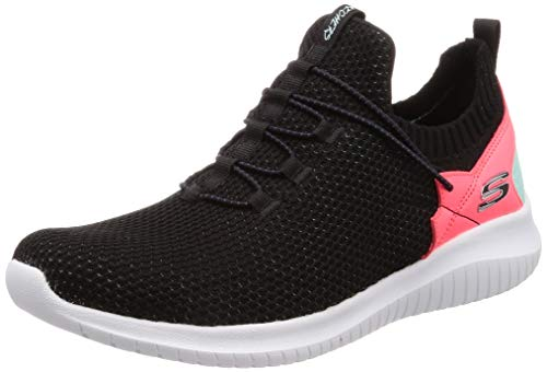 Skechers Ultra Flex More Tranquility Slip On Air Cooled Memory Foam Shoe