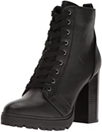 Steve Madden - Botines Pistolblk Leather (38)