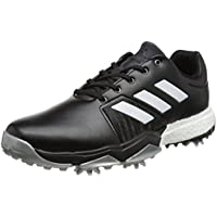 adidas Adipower Boost 3, Chaussures de Golf Homme, Noir (Core Black/White