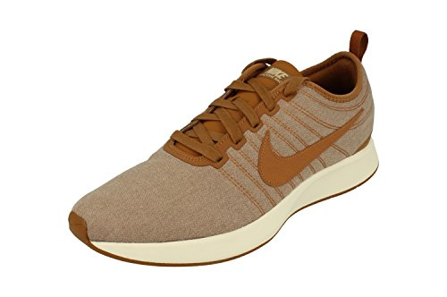 Nike Dualtone Racer Mens Running Trainers 918227 Sneakers Shoes (UK 7 US 8 EU 41, White Pure Platinum 102)
