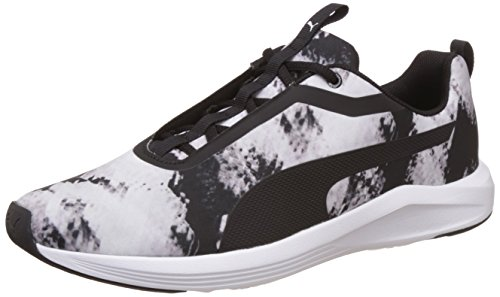 Puma Prowl Graphic Wn's Scarpe Sportive Indoor Donna Bianco V0n