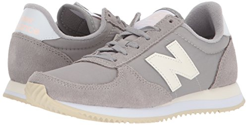 Grigio 41.5 EU NEW BALANCE WL220V1 SNEAKER DONNA TEAM AWAY GREY Scarpe