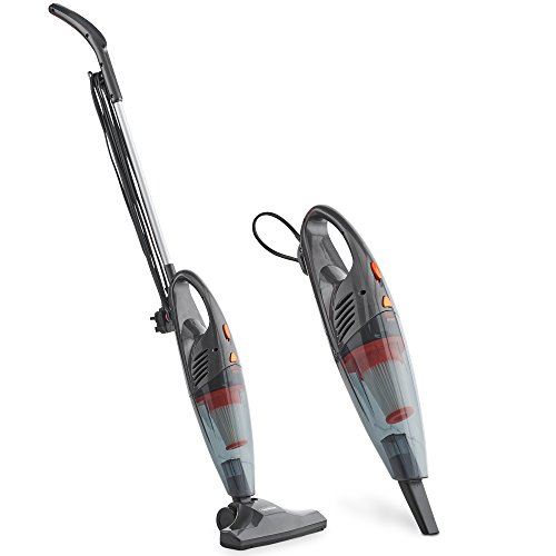 EZfull Car Vacuum Cleaner Wet&Dry Handheld Portable Mini