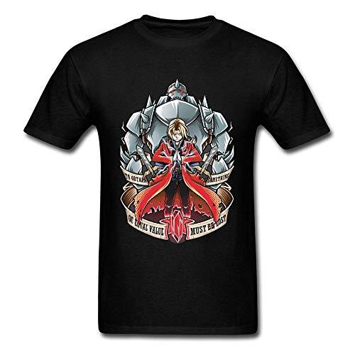 7184dc700 New Printing EU Size 100% Cotton T Shirt HVUV Short Sleeve Men Black  Original Tshirt