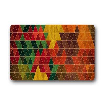 """Dalliy triangoli Zerbino Personalizzato Doormat 23.6""""x15.7"""" about 59.9cmx39.8cm"""