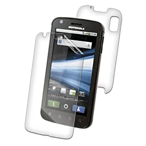 invisibleSHIELD Full Body Protector for Motorola Atrix