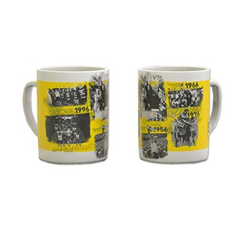 BVB-Tasse zum Jubiläum 2016 one size (Vergangenheit-keramik-tasse)