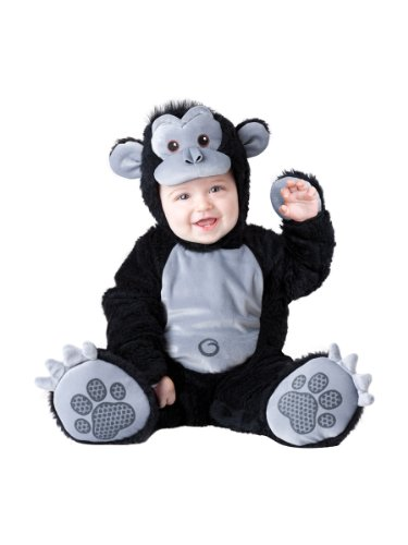 Goofy Gorilla Infant Toddler Costume Large 18 Months-2T Goofy Gorilla