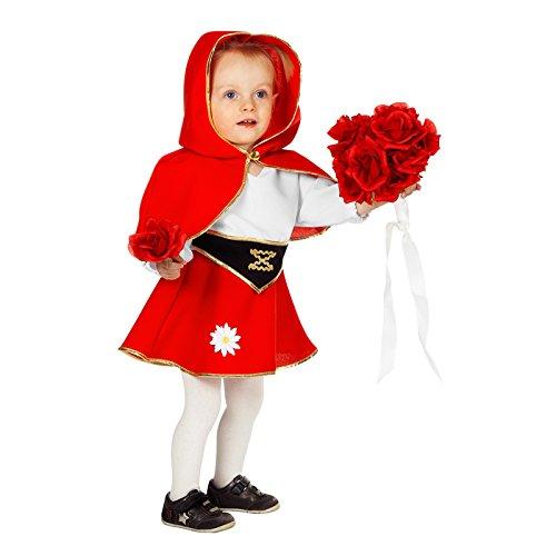 Wolf Kostüm Für Kleinkinder - Wilbers NEU Kleinkind-Kostüm Rotkäppchen, Gr.