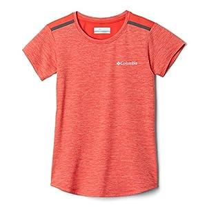 Columbia Kinder Tech Trek Kurzärmeliges Funktions-t-Shirt