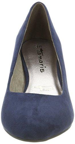 Tamaris 22418, Scarpe con Tacco Donna Blu (Navy)