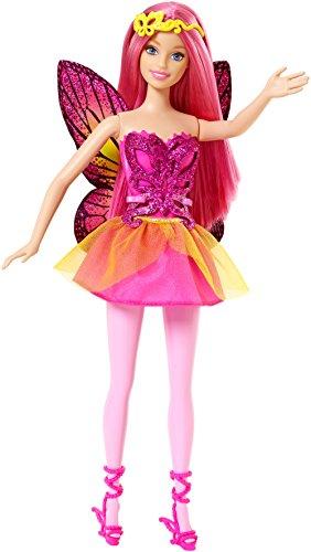 Barbie Puppe Kühlschrank Fee Rosa (Puppe Kühlschrank)