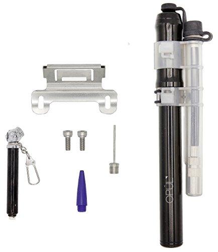 Mini Pompe à Vélo OPUL - Alliage d'Aluminium de Qualité et Technologie Haute Pression