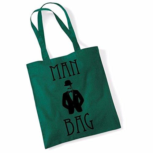 Print Canvas Shopper (Tote Bag For Women Man Bag Slogan Print Shopper Shoulder Canvas Bags 100% Cotton)