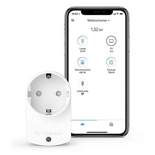 Plugwise Plug - smart Steckdose intelligente plug - Stromverbrauch messen - kommuniziert mit Zigbee Home Automation