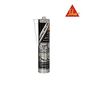 Sikaflex 521 UV 300ml Kartusche weiß 1-K-PU-Hybrid-Dichtstoff