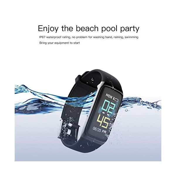 Lucky All Star Waterproof Smart Watch Multifunction Sport Strap Smart Bracelet Pedometer Monitoring Bracelet Fitness Tracker