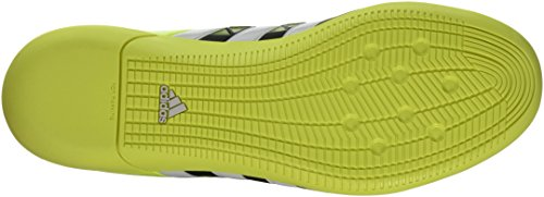adidas Ace 15.3 In, Chaussures de Football Compétition Homme Multicolore (Black / White / Yellow)